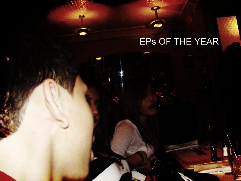 JP's Blog EPs of the Year