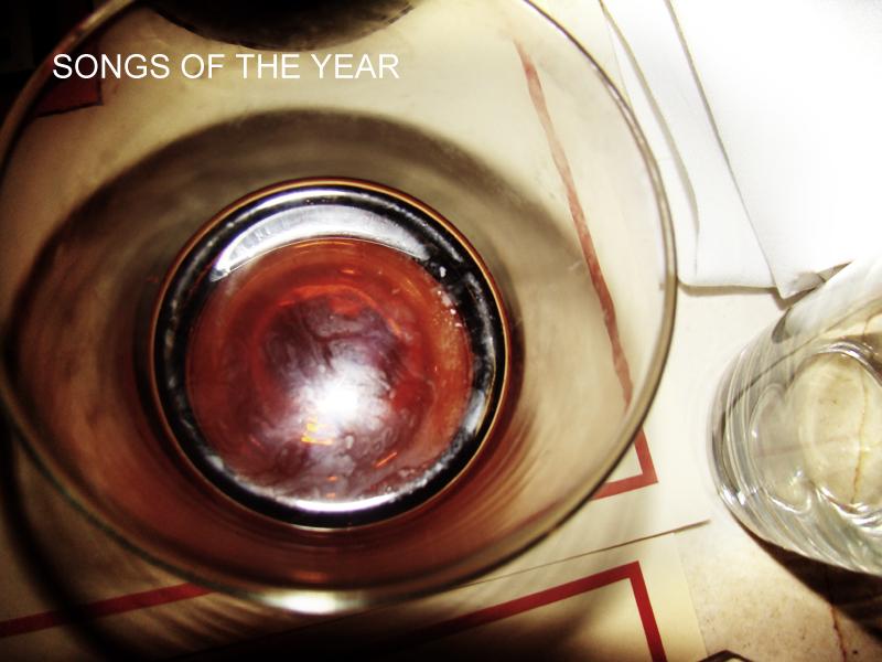 JP's Blog Songs of the Year