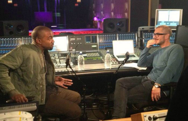 Kanye West Zane Lowe Interview