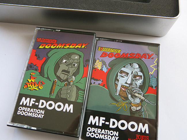 DOOM - Operation Doomsday Cassette